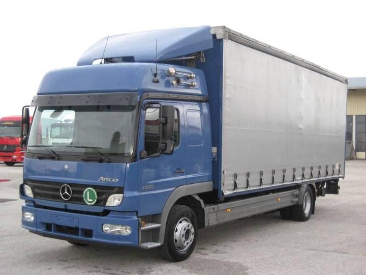 Mercedes-Benz 1328 L ATEGO - 2005