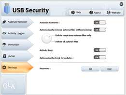 USB Security smart software