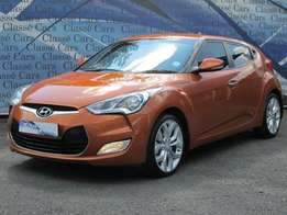 2013 Hyundai Veloster 1.6 GDi Executive Manual