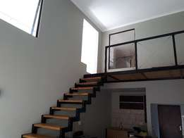 2 Bedroomed double story cottage in leafy Observatory Johannesburg