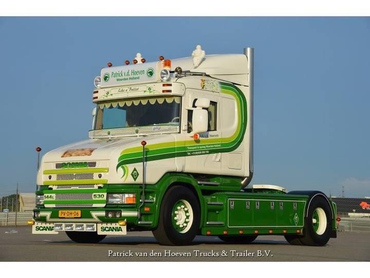 Scania 144 530 Torpedo - 1998