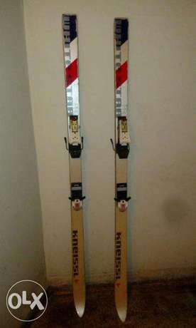 kneissel skis 170cm made in austria