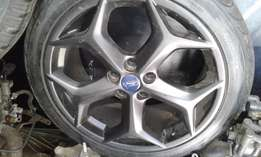 FORD FOCUS Mags, Tyres 18Rim Just for you