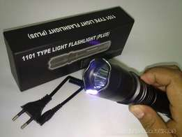 Tactical flashlight 1101