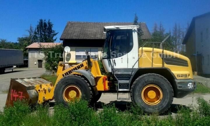 Liebherr L 528, kein 524, 534, 538,542 Top Ausstattung - 2009