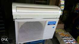 Panasonic inverter 1.5 HP Split AC 6month old