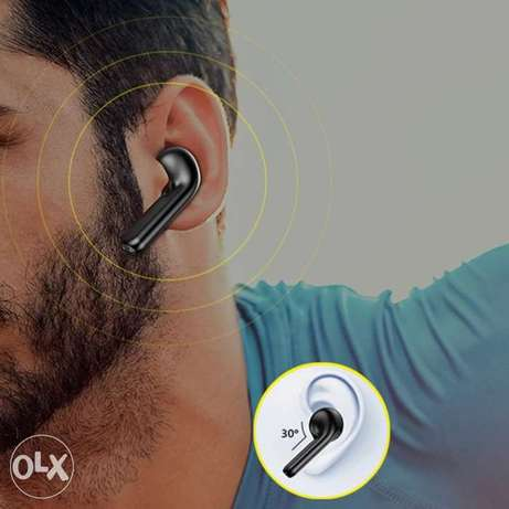 Original AWEI Newest T15 Bluetooth 5.0 Headset TWS Wireless Earphones الرياض -  5
