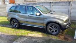 BMW X5 3.0d Swap or Sell