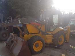 Volvo TLB for Parts