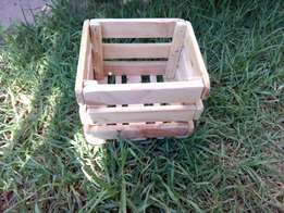 Really small crate for sale.