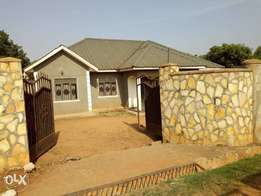 House in Bweyogerere for sale.