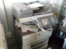 Printers and spares for printing business