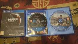 Ps4 game for sale or swop