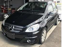 Mercedes Benz B180, Foreign Used For Sale Asking Price 1,250,000/=