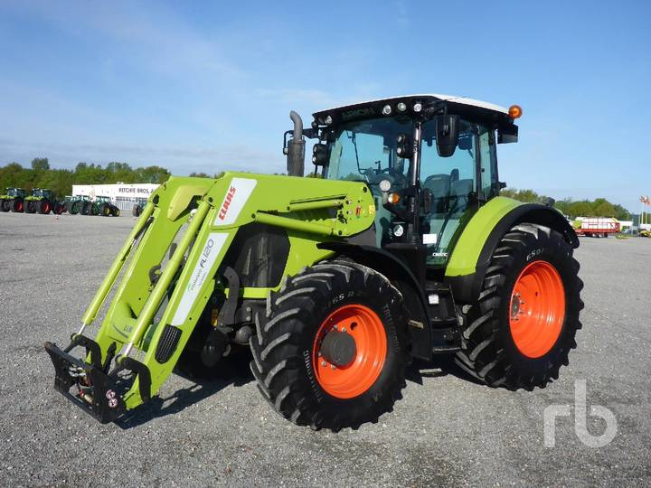 Claas ARION 550CMATIC - 2015
