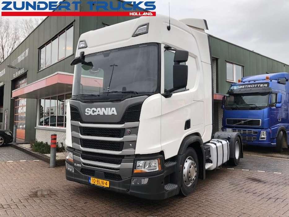 Scania R450 - 2017