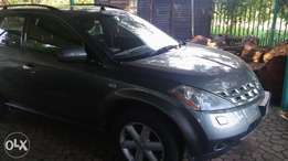Nissan Murano 3.5L for sale.