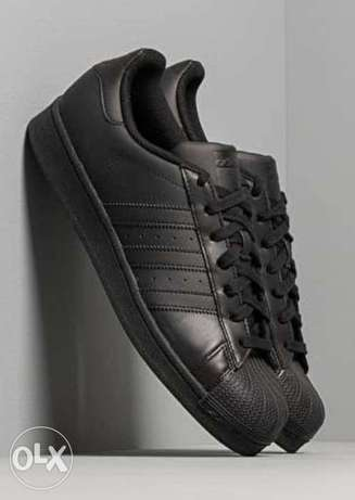 Adidas SuperStar original shoes size 37 1/3 like new made in Indonesia
