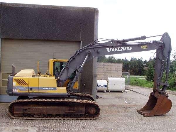 Volvo Ec280 - 1998