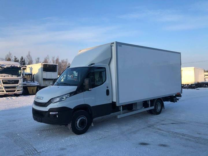 Iveco Daily 72c17 A8 - 2019