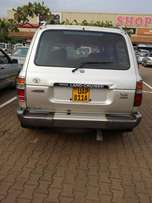 Land Cruiser VX 4wd full time diesel automatic on sell