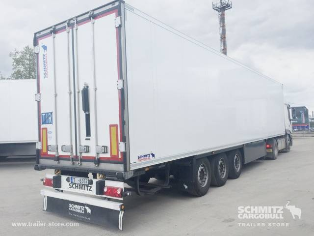 Schmitz Cargobull Reefer flowertransport - 2016