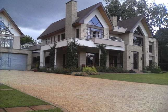 A state of the art perfectly finished ambassadorial house in Runda Hurlingham - image 2