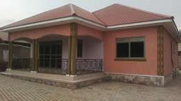 Newly constructed 3bedrooms on 17decimals in Kyaliwajjala at 310m