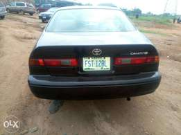 Neatly maintained Toyota Camry