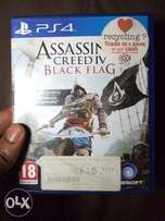Assassin's Creed Black Flag PS4 Game (UK-used)