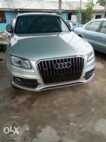 2014 Q7 Audi for sale in lekki