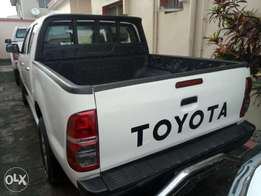 6 months used 2012 Toyota Hilux