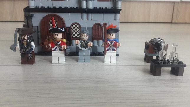 Zestaw Lego 4193 Piraci Z Karaibów Ucieczka Z Londynu