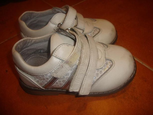 20ab9e9cc Туфли белые на девочку Шалунишка. 25 р.: 250 грн. - Детская обувь ...
