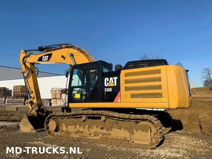 Caterpillar 336 EL - 2013