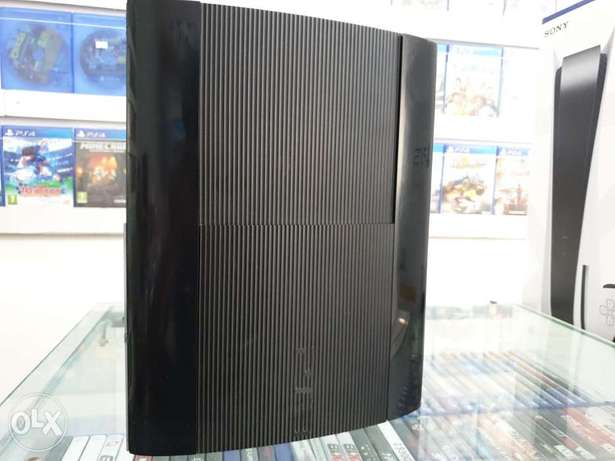 PS3 Super Slim 500gb With 46Game's