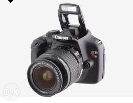 Canon EOS REBEL T3, 18-55mm IS II