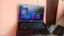 Very clean HP Compaq laptop with 4gb ram and 500gb hdd
