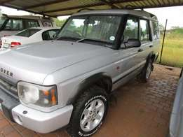 2002 Land Rover Discovery 2 td5 2.5 Stationwagon