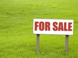 Kisumu 8 acre roadside industrial plot for sale around Number Okana