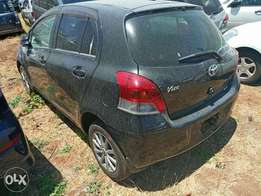 Toyota Vitz 2010 model. KCP number Loaded with Alloy rims, good mus