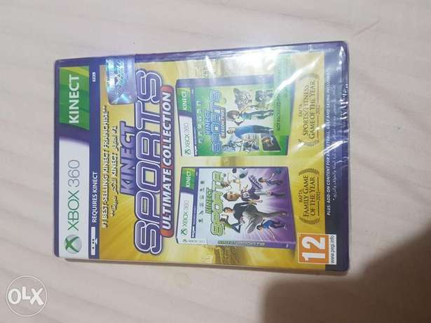 Kinect sports - ultimate collection xbox 360