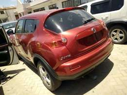 Red New import New Number KCN Nissan Juke
