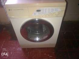 frontloader 7,2. LG washing machine for sale