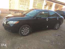 BLACK TOYOTA Camry 2008 (1.55M) Thumb Start. Urgent Sales -Traveling!