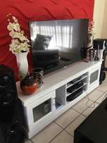 LG 55 inch Ultra HD TV With TV stand for sale Urgently..
