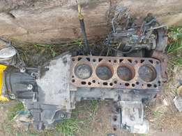 Ford bantam 1.8 diesel gear box and bottom end