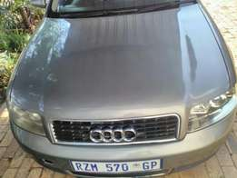 Audi A4 3.0 2005 multitronic