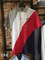 Original men polo shirts uspolo and tommy