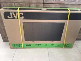 """JVC 40"""" HDTV Television 1080P 60Hz with 2 HDMI 40 INCH"""